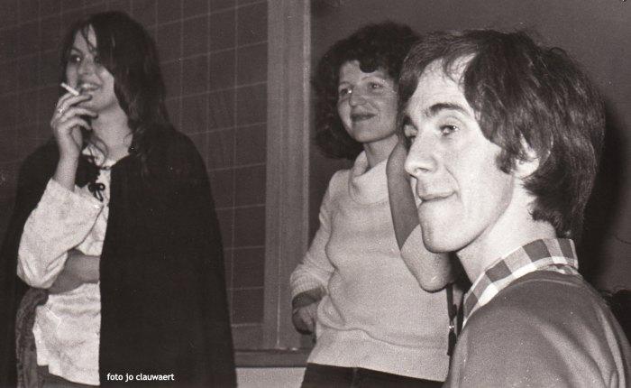 Veertig jaar geleden: champagne met Raymond inSint-Niklaas
