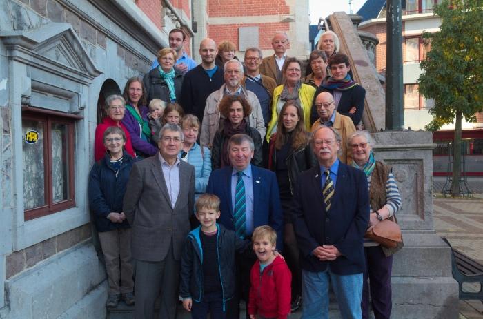 Leuvense beiaardvereniging maakt kennis met beiaard vanTemse