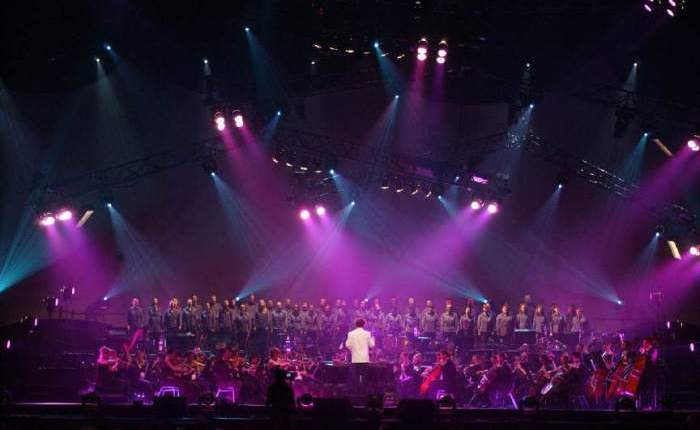 "25 jaar geleden: naar ""The Night of the Proms"""