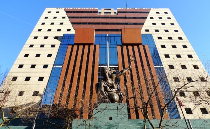 35 jaar geleden: het eerste postmodernistische gebouw