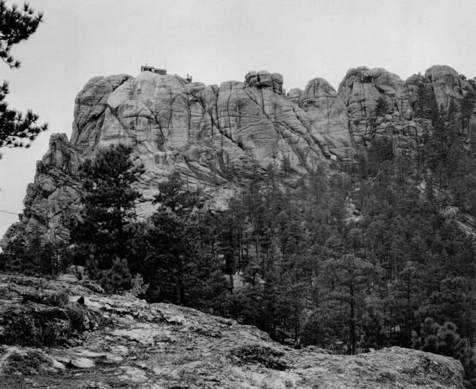 Negentig jaar geleden: de werken aan Mount Rushmorebeginnen
