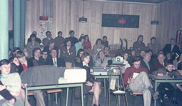 45 jaar geleden: oprichting Luisterclub en SCW inBroebelke