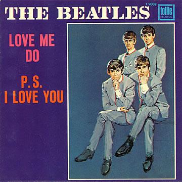 55 jaar geleden: release van eersteBeatle-single