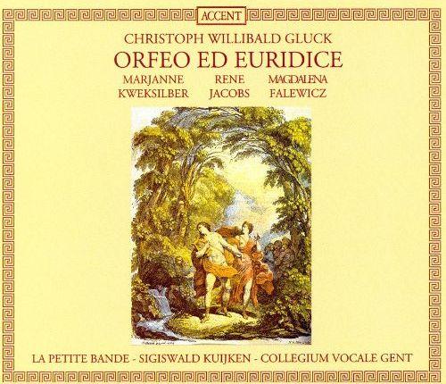"""255 jaar geleden: creatie van """"Orfeo edEuridice"""""""