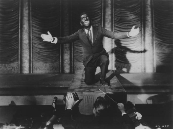 """Negentig jaar geleden: première van """"The JazzSinger"""""""