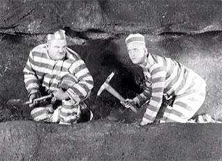 """Negentig jaar geleden: de eerste """"echte"""" film met Laurel &Hardy"""