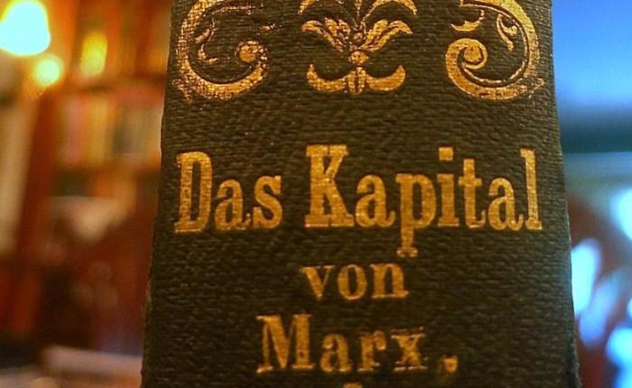 """150 jaar geleden: """"Das Kapital"""" door KarlMarx"""