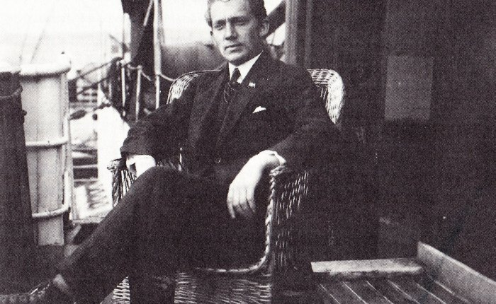 Trygve Gulbranssen (1894-1962)