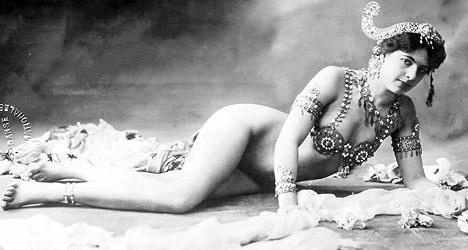 Mata Hari (1876-1917)