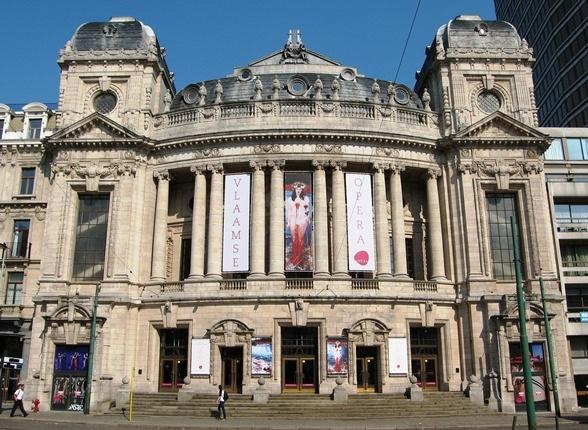 """110 jaar geleden: opening van """"De Vlaamsche Opera"""" inAntwerpen"""