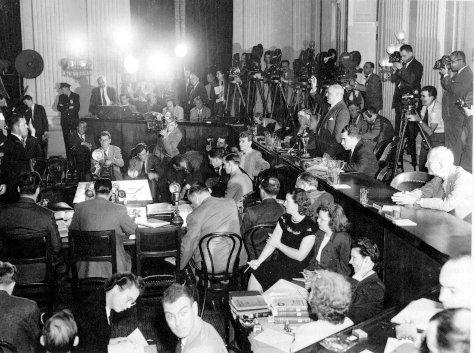 Zeventig jaar geleden: start van de communistische heksenjacht inHollywood