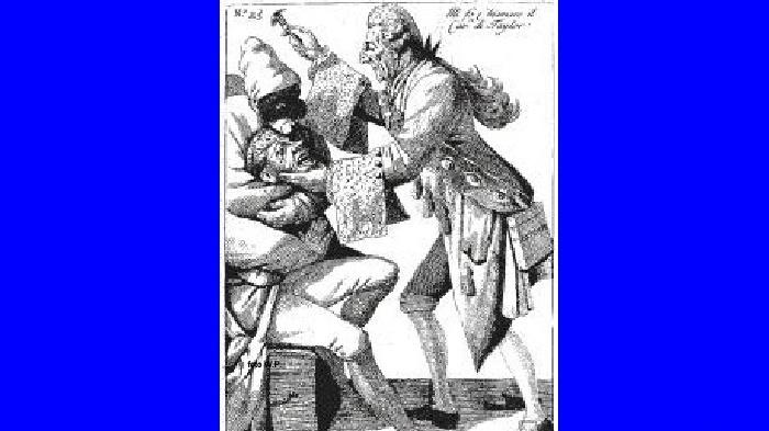 265 jaar geleden: Georg Friedrich Haendel ondergaatoogoperatie