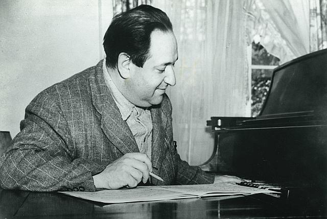 Erich Wolfgang Korngold(1897-1957)