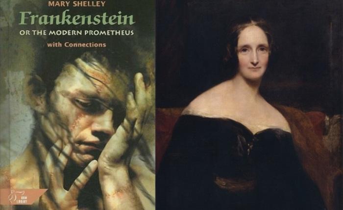 """200 jaar geleden: publicatie van """"Frankenstein"""""""