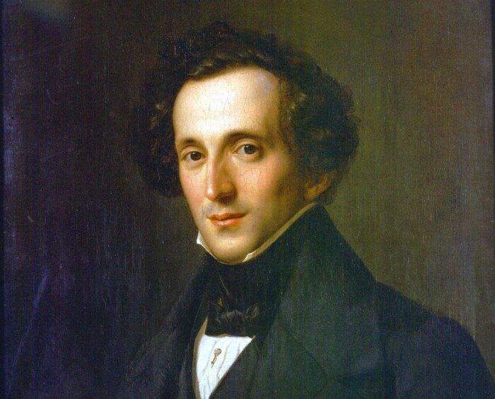Felix Mendelssohn Bartholdy(1809-1847)