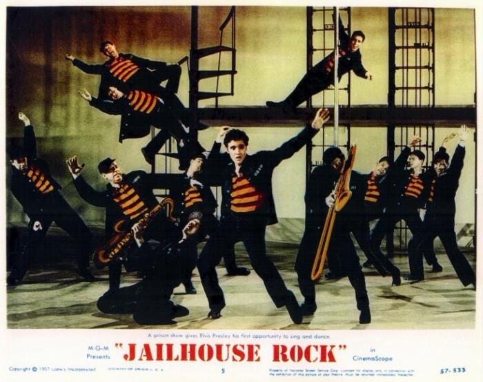 """Zestig jaar geleden: première van """"Jailhouse rock"""""""