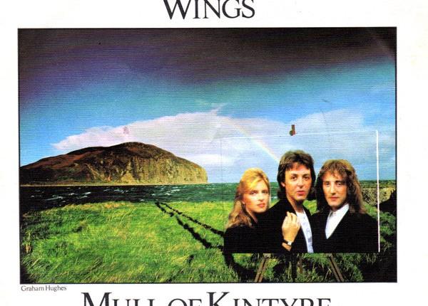 """Veertig jaar geleden: release van """"Mull ofKintyre"""""""