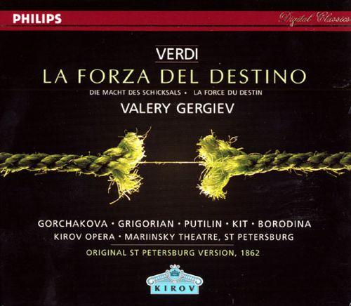 """155 jaar geleden: creatie van """"La Forza delDestino"""""""