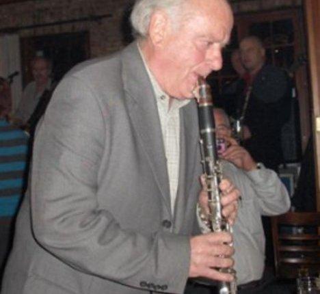 Freddy Saget, een Gentse jazzlegende, wordt85…