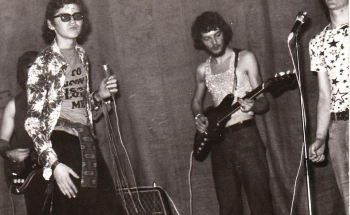 45 jaar geleden: Germaniak in elkaarflansen