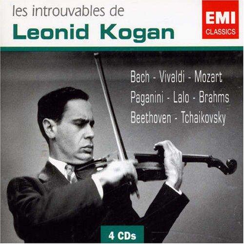 Leonid Kogan (1924-1982)