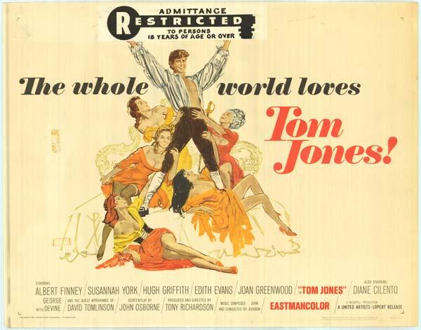 """45 jaar geleden: """"Tom Jones"""" in StudioSkoop"""