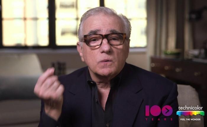 Martin Scorsese wordt75…