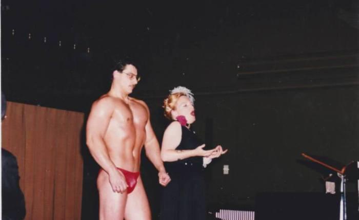 Françoise Vanhecke wordtzestig…