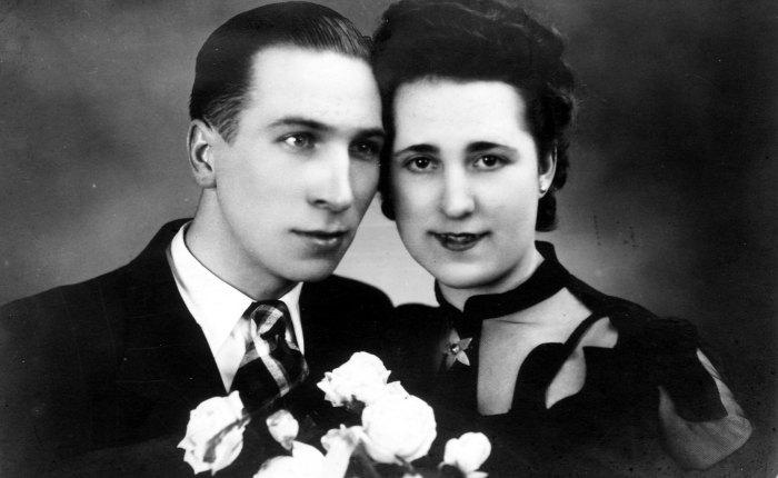 75 jaar geleden: huwelijk van mijnouders