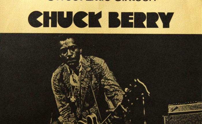 """Zestig jaar geleden: Chuck Berry neemt """"Johnny B.Goode"""" en """"Sweet little sixteen""""op"""