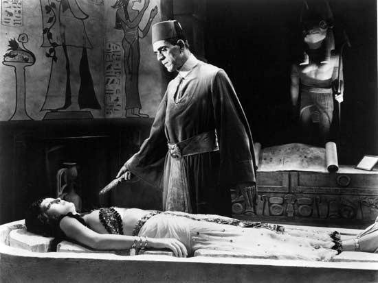 """85 jaar geleden: de eerste """"Mummy""""-film"""