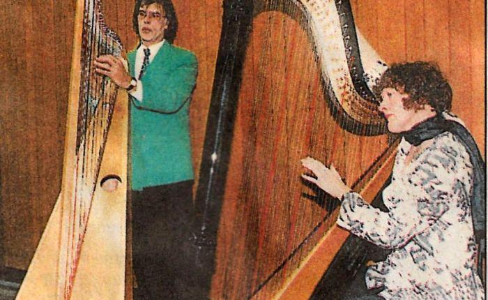 Harpen vinden elkaar