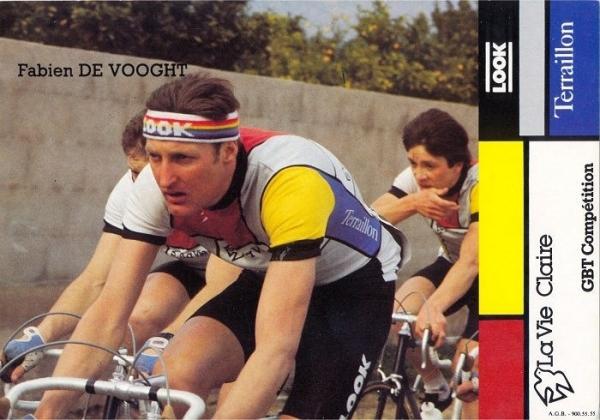 Fabien De Vooght(1959-1997)