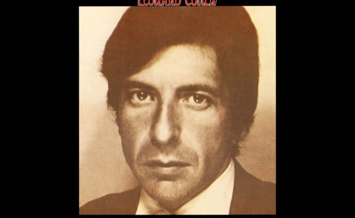 Vijftig jaar geleden: eerste elpee van LeonardCohen