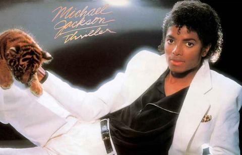 """35 jaar geleden: release van de elpee """"Thriller"""" (MichaelJackson)"""