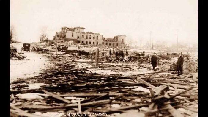 Honderd jaar geleden: the HalifaxExplosion