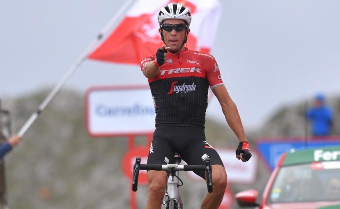 Alberto Contador wordt35…