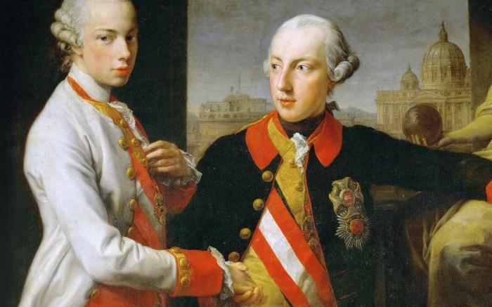230 jaar geleden: Mozart aangesteld als hofcomponist van JozefII
