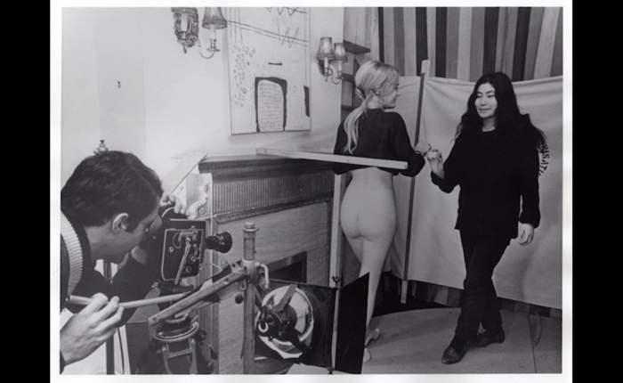 """Vijftig jaar geleden: de film """"Bottoms"""" van YokoOno"""