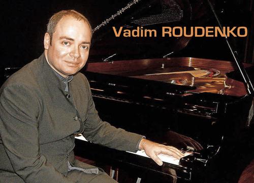 Vadim Roudenko wordtvijftig…