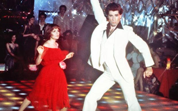 """Veertig jaar geleden: première van """"Saturday nightfever"""""""