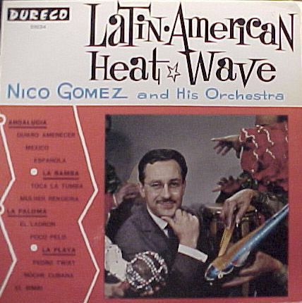 Nico Gomez (1925-1992)