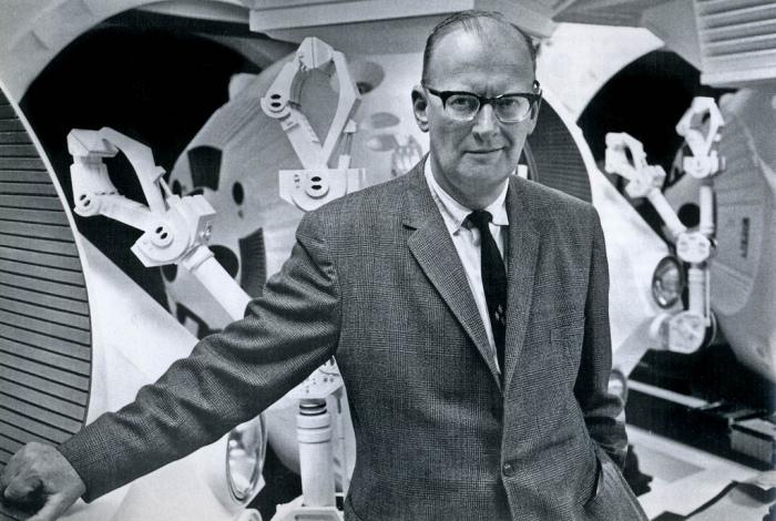Arthur C.Clarke (1917-2008)