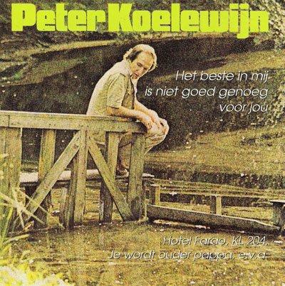 """Veertig jaar geleden: brief naar Peter Koelewijn over """"DeKat"""""""