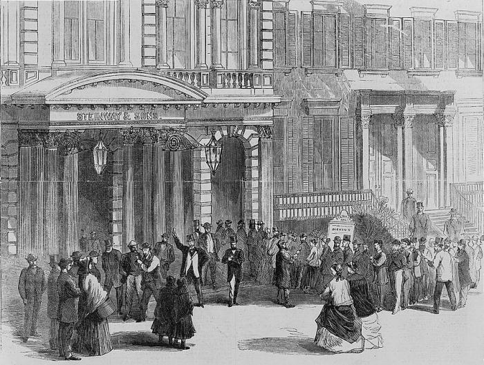 150 jaar geleden: Charles Dickens in deVS