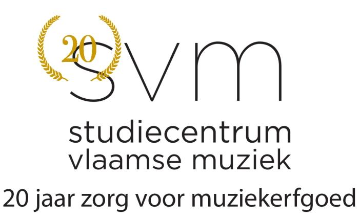 Jubileum Studiecentrum voor Vlaamse Muziek: 20 jaar zorg voormuziekerfgoed