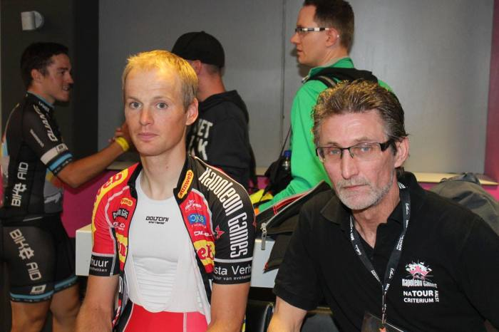 Kevin Pauwels stoptermee