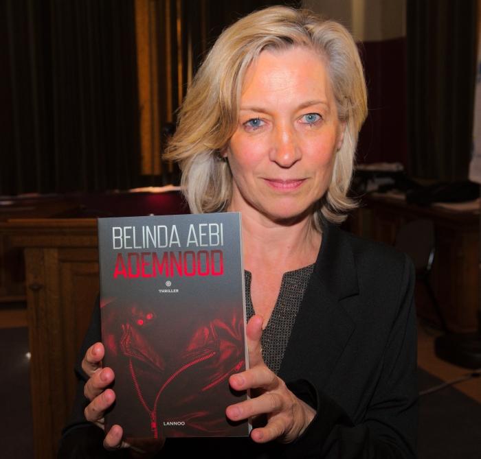 Nieuwe thriller van BelindaAebi
