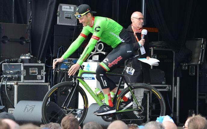 Dylan Van Baarle wint inWaregem