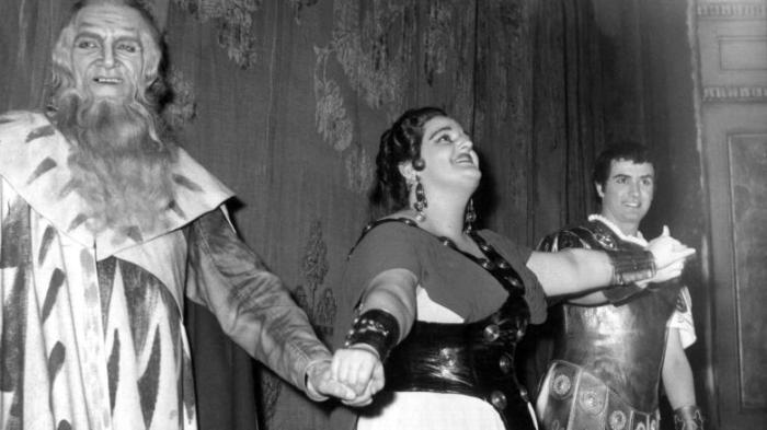 """Zestig jaar geleden: Maria Callas stapt uit """"Norma"""""""